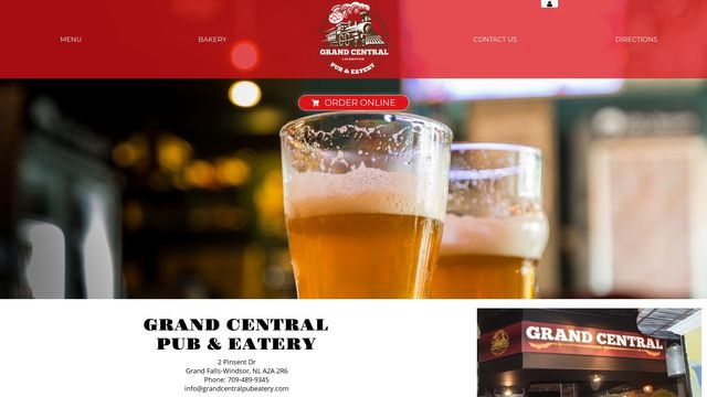Grand Central Pub & Eatery