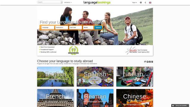 Language Bookings LTD.
