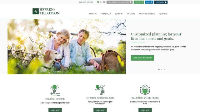 Hefren-Tillotson Inc.