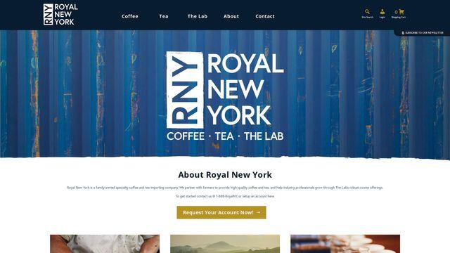 Royal Coffee New York, Inc.