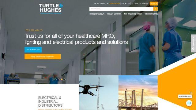 Turtle & Hughes Inc.