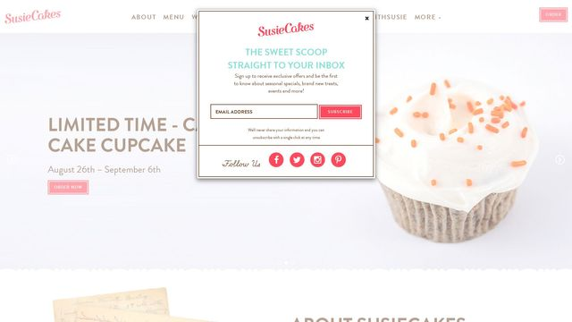 SusieCakes Holdings, LLC