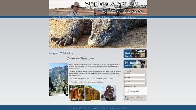 Stephen W Starling