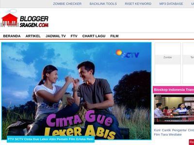 Blogger Sragen