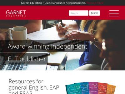 Garnet Publishing Ltd.