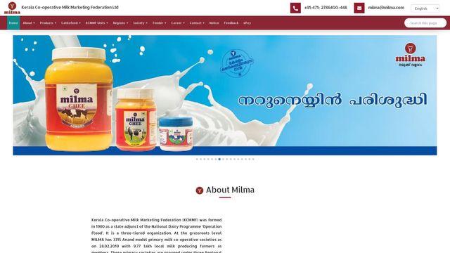 Kerala Co-operative Milk Marketing Federation Ltd