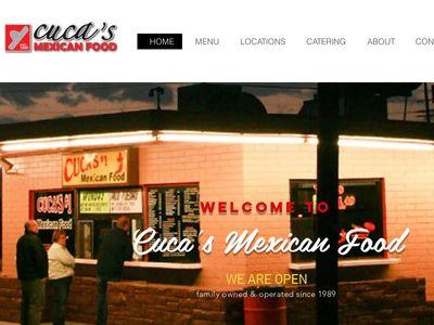 Cuca's Mexican Restaurants Inc.