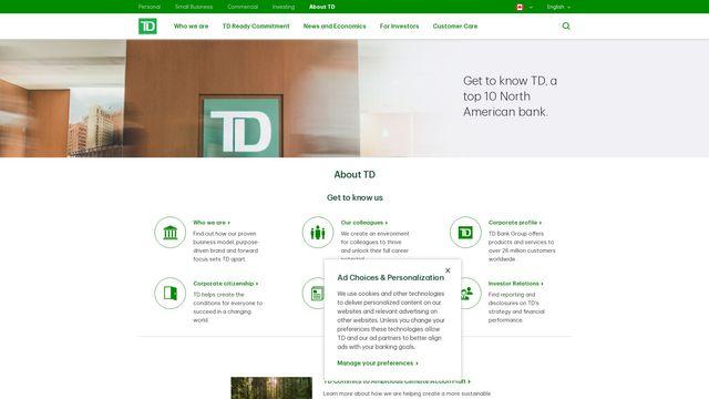 TD Ameritrade, Inc.