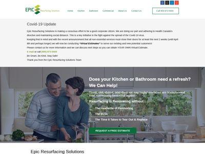 Epic Resurfacing Solutions