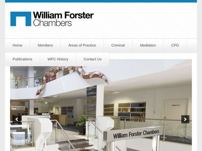 William Forster Chambers