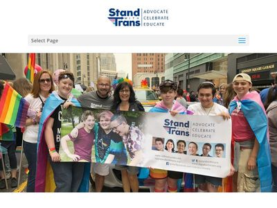 Stand with Trans