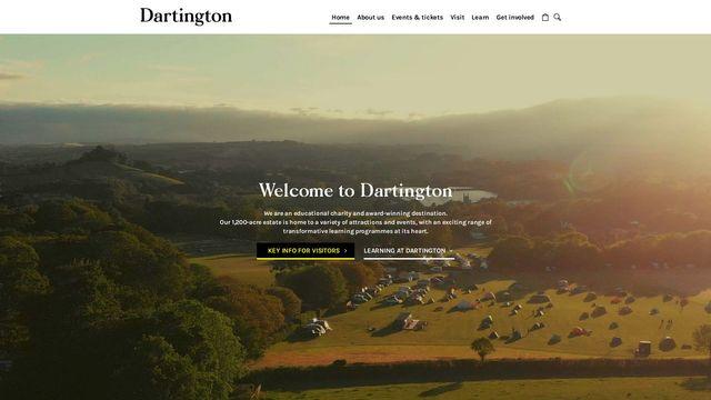 Dartington Trading Company Ltd