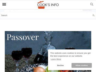 CooksInfo
