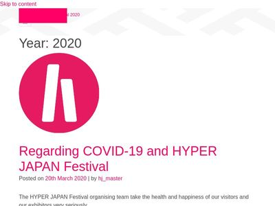 HYPER JAPAN (Cross Media Ltd.)