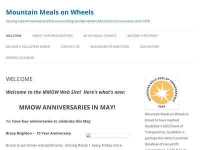 Mountain Meals on Wheels