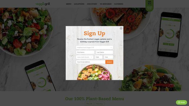 Veggie Grill, Inc.