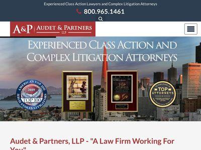 Audet & Partners, LLP