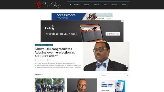 Transnational Corporation of Nigeria Plc