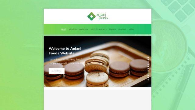 Anjani Foods Ltd.
