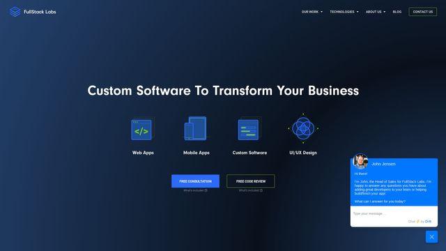 FullStack Labs, LLC