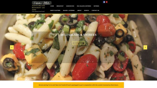 Alotta's Deli and Restaurant