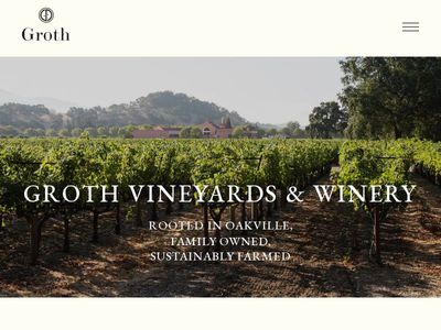Groth Vineyards & Winery