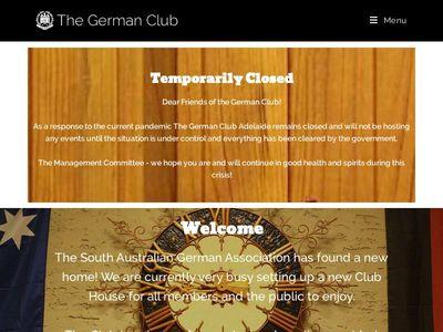 South Australian German Association