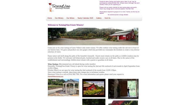 TwiningVine Estate Winery