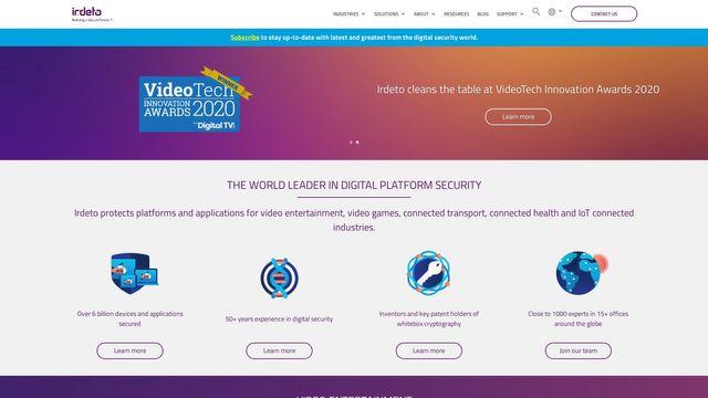 Irdeto Singapore Pte Ltd