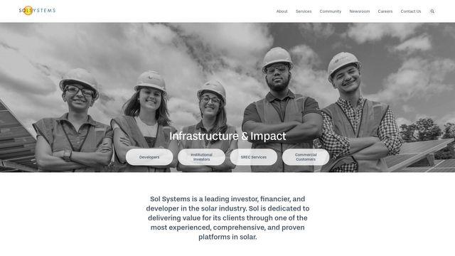 Sol Systems LLC