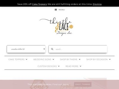 Thistle and Lace Designs Inc