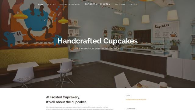 Frosted Cupcakery