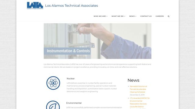 Los Alamos Technical Associates, Inc.