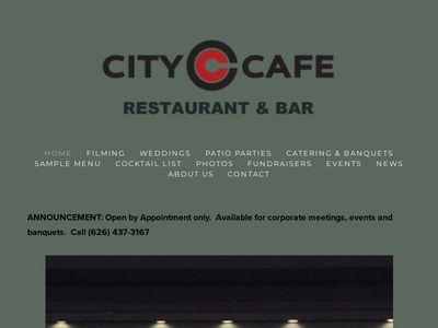 City Cafe Restaurant