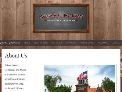 Schoolhouse Restaurant & Tavern