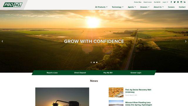 Pro Ag Insurance Services, Inc.