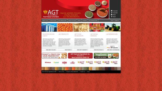 AGT Tianjin Import & Export Co. Ltd.