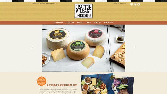 The Grafton Village Cheese Company