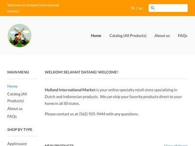Holland International