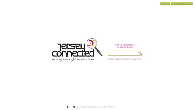 Jersey Connected