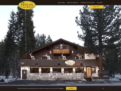 Petra's Bistro & Wine Bar