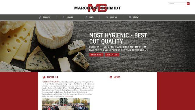 Marchant Schmidt, Inc.