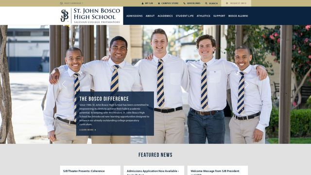 St. John Bosco Bread Company