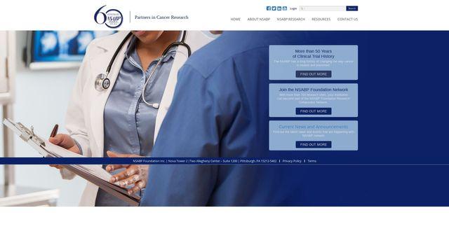 NSABP Foundation Inc.
