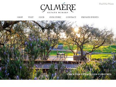 Calmere Estate Winery