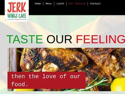 Jerk Wings Cafe