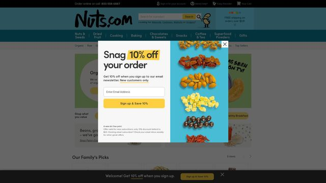 Nuts.com, Inc.