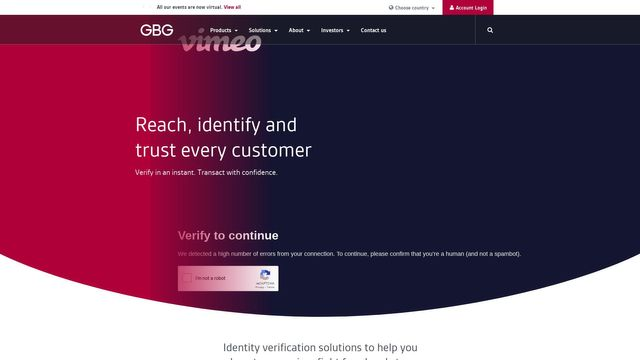 GBG (Australia) Pty Ltd