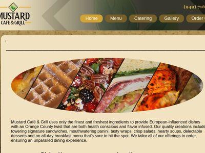 Mustard Cafe & Grill