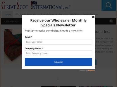 Great Scot International Inc.